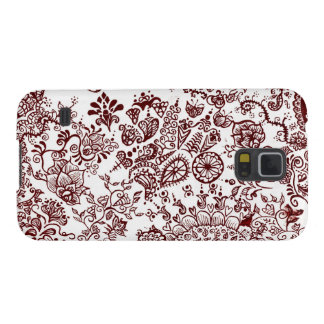 Abstrakter Entwurf Samsung Galaxy S5 Cover