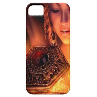 Abstrakter Fantasie Pandorras Magie-Kasten iPhone 5 Schutzhüllen