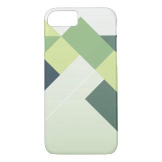 Abstrakter Geometrie iPhone 7 Fall iPhone 8/7 Hülle