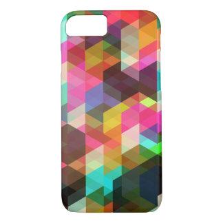 Abstrakter geometrischer iPhone 7 Fall iPhone 7 Hülle