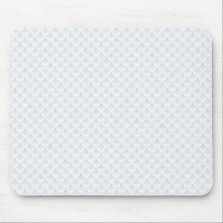 abstrakter Hintergrund der Fischskala vektor Mousepads