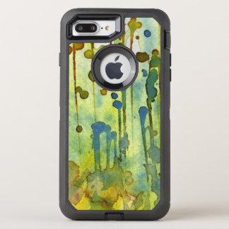 abstrakter Hintergrund OtterBox Defender iPhone 8 Plus/7 Plus Hülle