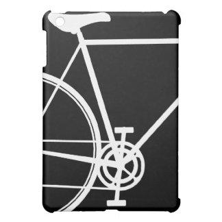 Abstrakter IPad Minischwarzweiss-kasten iPad Mini Hülle
