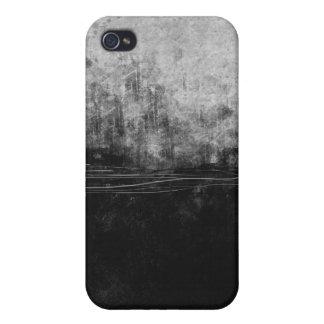 Abstrakter iPhone Fall-Entwurf iPhone 4 Hüllen