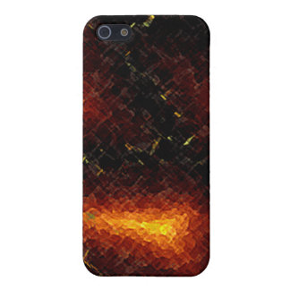 Abstrakter iphone Fall iPhone 5 Case