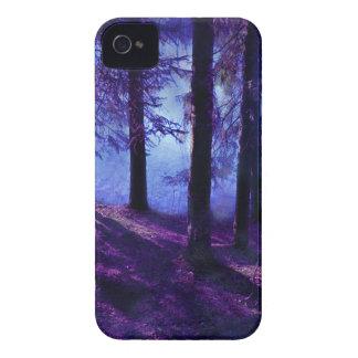 Abstrakter kleiner Waldteich Case-Mate iPhone 4 Hülle