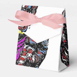 Abstrakter Kunst-Bevorzugungs-Kasten n°1 Geschenkschachtel