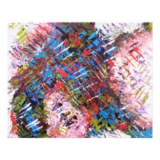Abstrakter Kunst-Foto-Druck