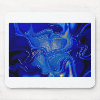 Abstrakter Kunstmalereiplakatkarten-T - Shirtdruck