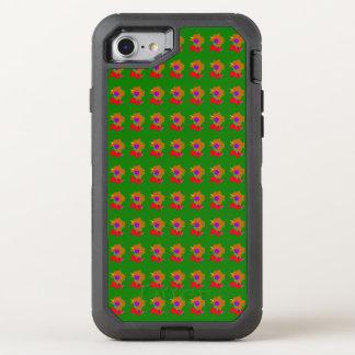 Abstrakter Löwe OtterBox Defender iPhone 8/7 Hülle