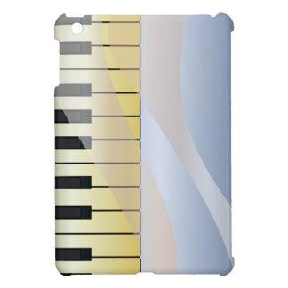 Abstrakter Musik-Hintergrund iPad Mini Hülle