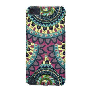 Abstrakter Musterentwurf Boho Mandala iPod Touch 5G Hülle