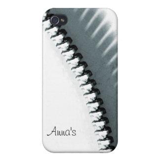 Abstrakter Reißverschluss iPhone Fall iPhone 4/4S Hüllen