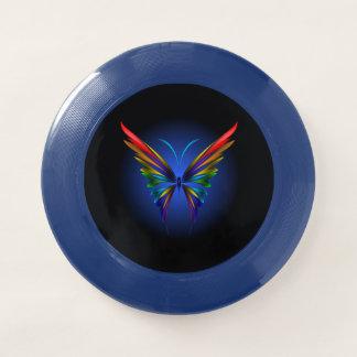 Abstrakter SchmetterlingFrisbee Wham-O Frisbee