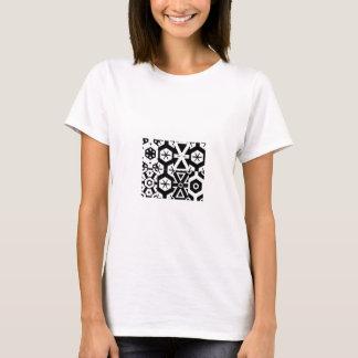 Abstrakter T - Shirt