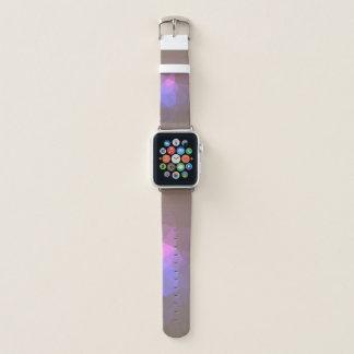 Abstrakter u. bunter Muster-Entwurf - Bärn-Höhle Apple Watch Armband