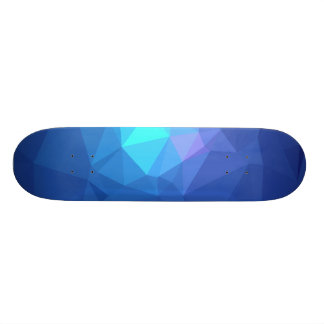 Abstrakter u. bunter Muster-Entwurf - Seefrühling 19,7 Cm Skateboard Deck