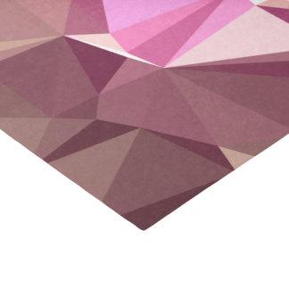 Abstrakter u. bunter Muster-Entwurf - zentrales Seidenpapier