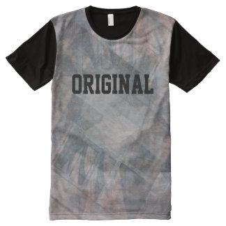 "Abstrakter ""ursprünglicher"" T - Shirt"