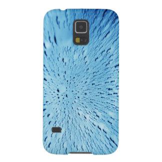 Abstrakter Wasserhintergrund Samsung S5 Hüllen