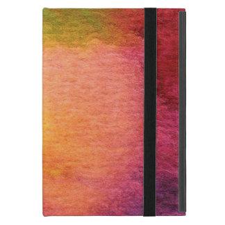 Abstrakter Watercolor gemalter Hintergrund Etui Fürs iPad Mini