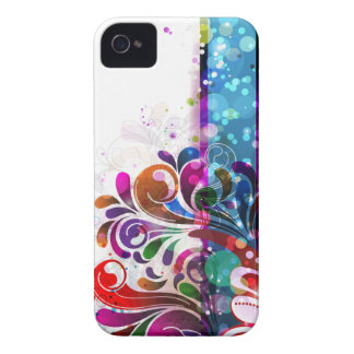 Abstrakter Wirbel iPhone 4s Fall iPhone 4 Cover