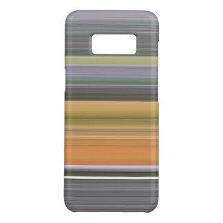 Abstraktes #1: Gelb und Grau Case-Mate Samsung Galaxy S8 Hülle