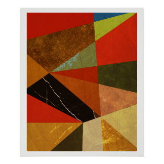 Abstraktes #257 poster