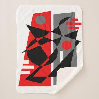 Abstraktes #353 sherpadecke