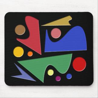 Abstraktes #484 mousepads