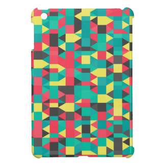 abstraktes Bild iPad Mini Hülle