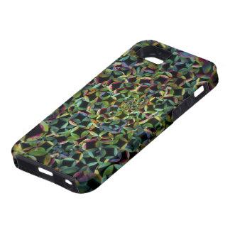 Abstraktes buntes Blasen-Muster - iPhone 5 Fall iPhone 5 Etui