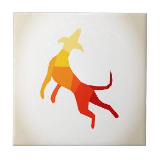 Abstraktes dog.jpg keramikfliese