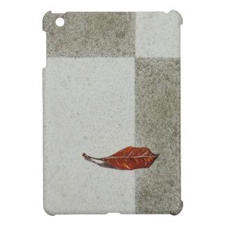 Abstraktes Gesicht iPad Mini Hülle