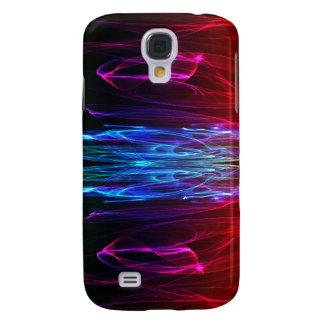 abstraktes groovy Pern 3 Gehäuse Galaxy S4 Hülle