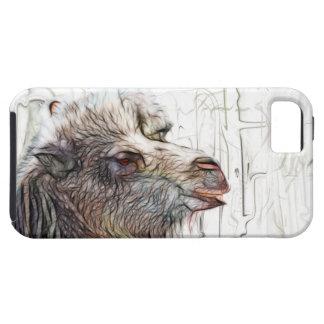 abstraktes kamel iPhone 5 etuis
