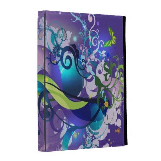 Abstraktes Kunst 35 iPad FolioHüllen