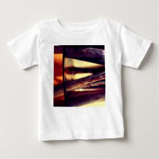 Abstraktes Makro Baby T-shirt