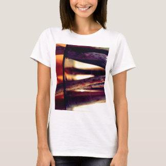 Abstraktes Makro T-Shirt