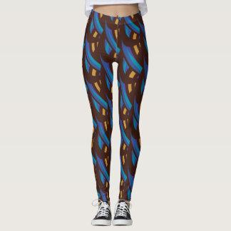 Abstraktes Mosaik-Muster #3 Leggings