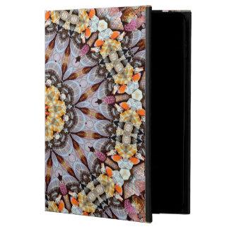 Abstraktes Muster lila und erweiternstern Browns