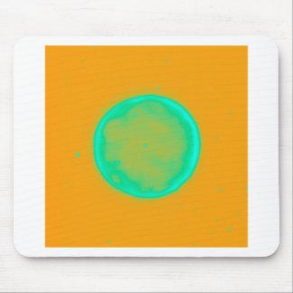 Abstraktes Nebulla mit galaktischem kosmischem Mousepad