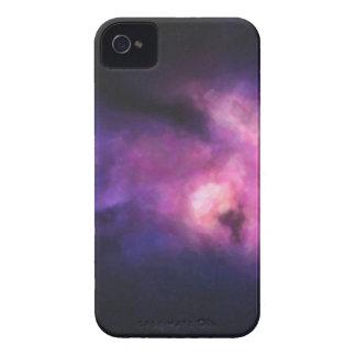 Abstraktes Nebulla mit galaktischer kosmischer iPhone 4 Hüllen