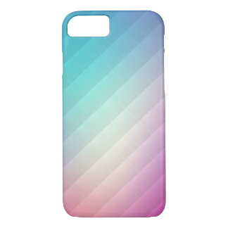 Abstraktes Regenbogen-Muster iPhone 8/7 Hülle