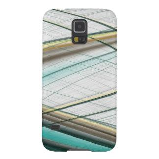 Abstraktes Sammlungsthema 1 des Türkises Samsung Galaxy S5 Cover