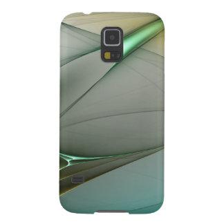 Abstraktes Sammlungsthema 2 des Türkises Samsung Galaxy S5 Cover