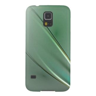 Abstraktes Sammlungsthema 4 des Türkises Samsung Galaxy S5 Cover