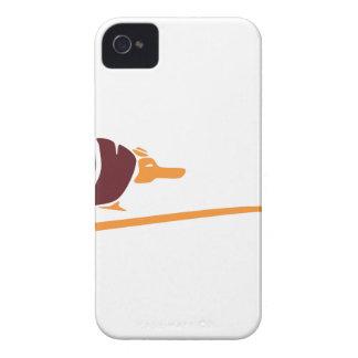 Abstraktes südwestliches Gürteltier iPhone 4 Hüllen