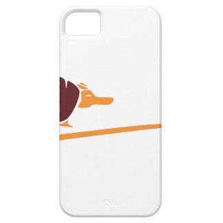 Abstraktes südwestliches Gürteltier iPhone 5 Case