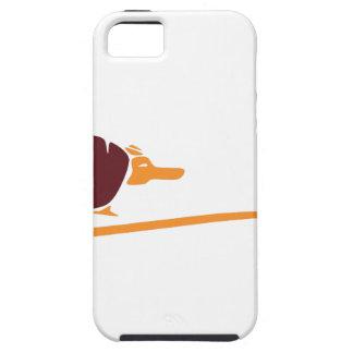 Abstraktes südwestliches Gürteltier iPhone 5 Schutzhülle